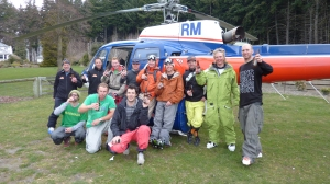 group heliski